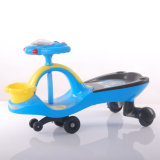 Light and Popular Plastic Baby Swing Car Toy Car