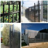 Steel Fence Elements/Powder Coated Galvanized Steel Fence