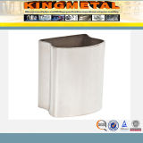201/202/304/316 Welded Stainless Steel Special Shape Tube