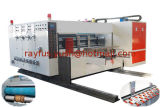Flexo Printing Die-Cutting Machine with Automatic Lead-Edge Feeding