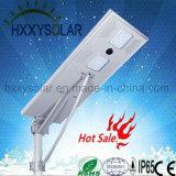 2017 Hot Sale Integrated LED Solar Street Light 40W