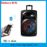 Outdoor Rechargeable Wireless Active Sport Trolley FM Speaker