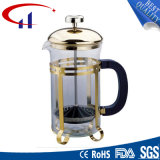 Best Sell 600/350ml Glass Coffee Pot (CHC8002)