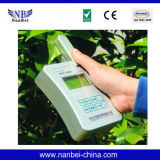 Plant Nutrient Analyzer for Plant Growth Monitoring