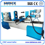 Cheap Automatic Mini Wood Turning CNC Lathe for Sale H-P150s