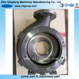 ANSI Centrifugal Pump Durco Pump Casing by Sand Casting