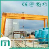 Mg Type Industry Application Double Girder Gantry Crane