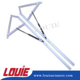 Bed Frame with Gas Struts OEM