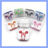 Colour Earpods Headphones for iPhone 6 6s 5 5s Earphones with Mic and Volume Control