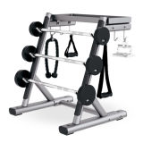 Gym Fitness Equipment Handle Rack Xf37