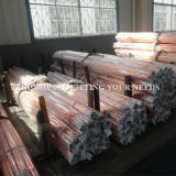 Straight Bending Copper Pipe for Water and Gas
