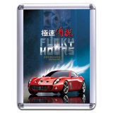 25mm Round Corner Openable Aluminum Snap Poster Frame