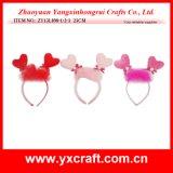 Valentine Decoration Free Sample (ZY13L898-1-2-3) Love Valentine Headband Valentine Gift