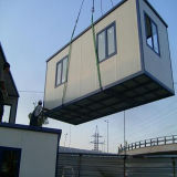 Yh Prefab Home Container House (site office)