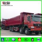 China Famous Brand Sinotruk 8X4 New Tipper Dump Truck