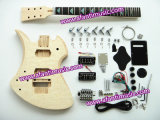 Afanti Music / Mockingbird Style Electric Guitar Kit / DIY Guitar (AMK-820K)