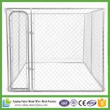 4m X 2.3m X 1.83m Galvanized Large Outdoor Dog Enclosures