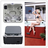 (A410 )4 person spa hot tub with 1 lounge seat