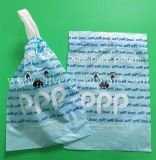 Biodegradable Bag, Disposable Bio-Based, Eco-Friendly Plastic Drawstring Garbage Bag