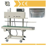 Small Business Solid Ink Printing Continuous Vertical Band Sealer