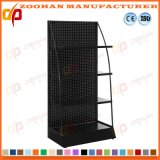 Single Sided Pegboard Supermarket Shop Store Display Shelves (Zhs333)