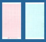 Factory Price 3 Channel ECG Recording Paper-144mmx30m