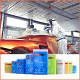 Hot Sale Auto Refinish 1k Orange Medium Silver Powder Paint