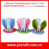 Easter Decoration (ZY15Y306-1-2-3) Easter Big Bunny Ear Container