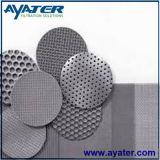 Diffusion Bonded Sintered Wire Cloth for Hydraulic Filters