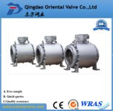 UL FM, Manufature Stainless Ball Valve High Quality Gas Media Dn 80 Ball Valve Nice Price