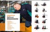 2.5ton Gasoline & LPG Forklift Truck Nissan Engine with CE