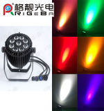 LED Stage UV RGBWA 6in1 PAR Light for Music Party