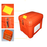 3 Layer Self Heating L Metal Lunch Box