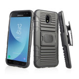 5 in 1 Heavy Duty Shock Absorption Hard Cover Protective Case for Samsung G570m with Holster Belt Clip Kickstand Case