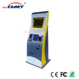 Cash Payment Kiosk with POS System and Receipt Printer