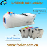 LC110 Refillable Ink Cartridge for Brother DCP-J152n Printer