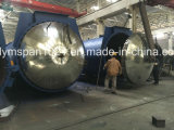 2.68*238m Autoclave Device for Aerated Concrete Block