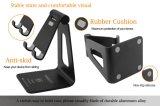 Universal Aluminum Metal B Type Ajustable Mobile Phone Tablet Desk Holder Stand for Smart Phone