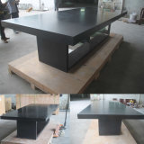 Meeting Conference Table for Sale White Black Color with Power Socket in Seats 20 Modern Photos