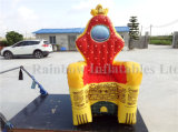 2017 Hot Sale Inflatable Children Party Chair for Event