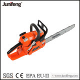 2-Stroke Gasoline Chain Saw with 25cc Displacement