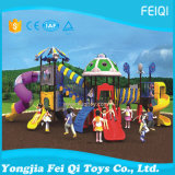 Kids Plastic Slide, Outdoor Children Playground, Outdoor Playground Set (FQ-KL066A)