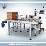 Automatic Online Barcode Labeling Machine