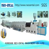 SGS Standard Plastic PVC Water Pipe Extrusion Production Line