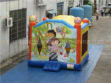 Hot Sales Inflatable Air Bouncer, Trampoline for Children