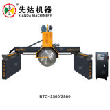 Btc-2500 Nature Stone Block Stone Cutting Machine