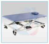 Height-Adjustable Electric Massage Table on Castor / One Section