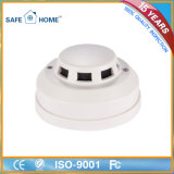 Wired Smoke Detector for Home Security Systems
