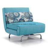 Single Sofa Cum Bed Design Rotatable Sofa Chair