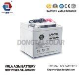 12V Maintenance Free Lead Acid 38ah Solar Battery